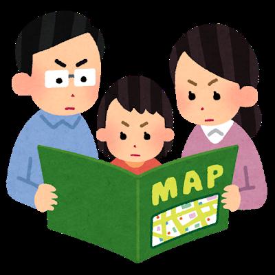 コロナ感染者地図確認アプリ